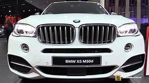 Bmw X5 M50d : 2016 bmw x5 m50d exterior and interior walkaround 2015 ~ Melissatoandfro.com Idées de Décoration