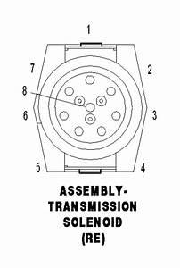 Dodge Ram Governor Pressure Sensor Solenoid