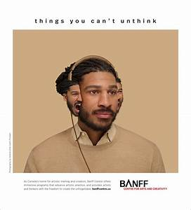 Banff Centre for Arts and Creativity turns ads into art ...