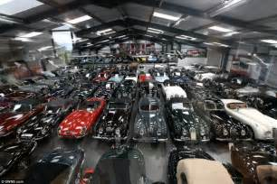 : Dentist who amassed Britain's biggest private car collection