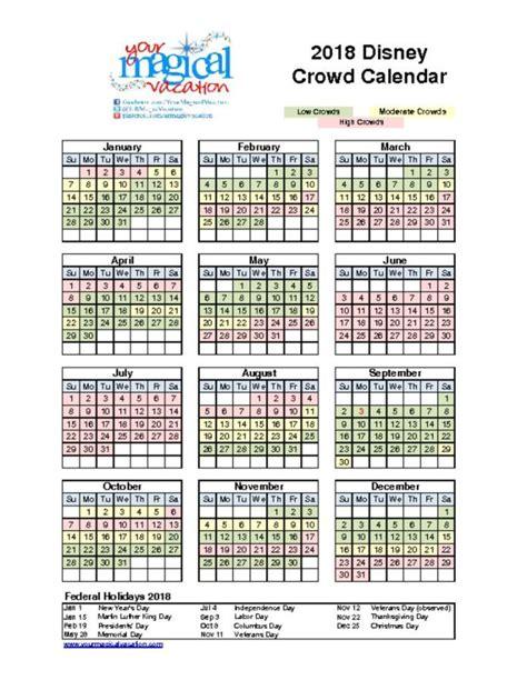 Disney World Crowd Calendar The 25 Best Disney Crowd Calendar Ideas On Pinterest