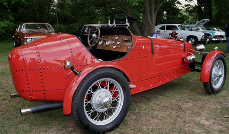 1931 Alfa Romeo Kit Car by September 2005 Rods