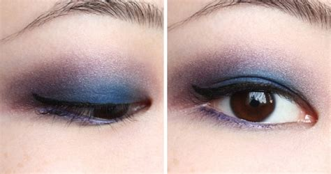 Thenotice A Smokey Violet And Blue Fotd Ft Mac Facefront And T D Thenotice