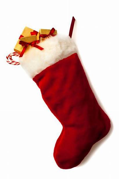 Stocking Transparent Clipart Santa Clip Claus Candy