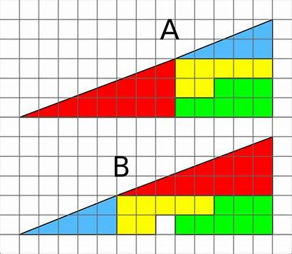Puzzle Square Missing Puzzles Wikipedia Triangles Math