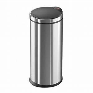 Poubelle De Cuisine Pas Cher : poubelle inox pas cher ~ Dailycaller-alerts.com Idées de Décoration