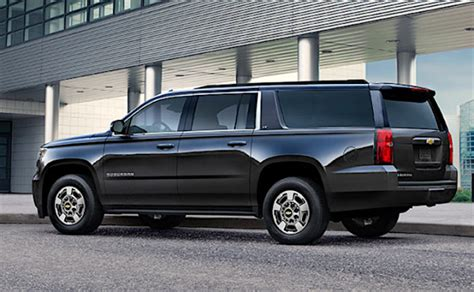 Some Rumors of 2017 Chevrolet Suburban Release date
