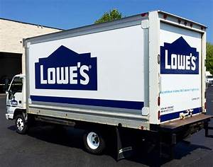 truck advertising gallery With kitchen cabinets lowes with stickers for pickup trucks