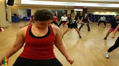 zumba dance loss weight workout fun