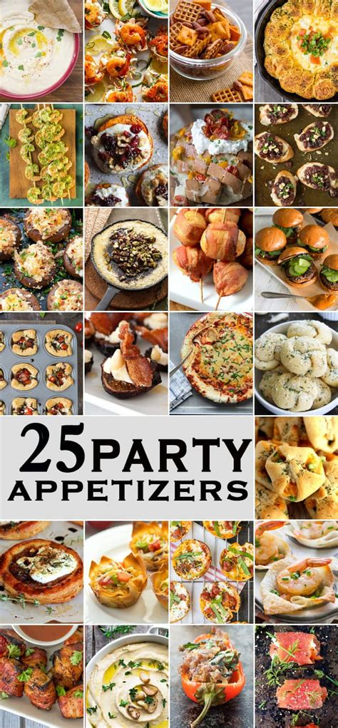 easy party appetizers the cookie rookie 174