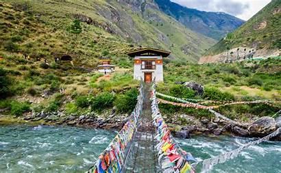 Bhutan Tourists Tourism Mulling Introducing Fee Regional