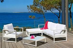 Mobilier De Jardin Haut De Gamme Aluminium : salon de jardin design en fer haut de gamme meuble et ~ Dailycaller-alerts.com Idées de Décoration
