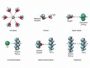13 1  Intermolecular Interactions