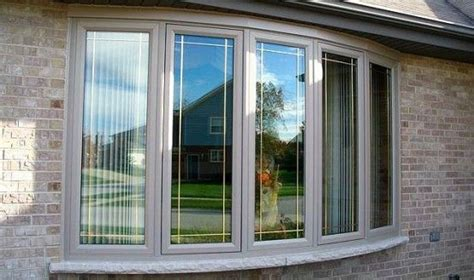 Modern Bay Or Bow Window Design  Diseño Pinterest