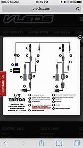 2016 Tacoma Vleds V3 Triton Switchbacks Issue