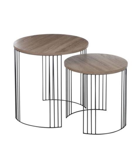 bout de canapé chêne tables basses et petit mobilier wadiga com wadiga com