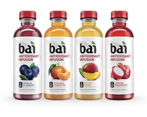 the bai printable coupons and deals free bai or drinks at kroger