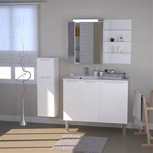 meuble colonne de salle de bain leroy merlin salle de With colonne miroir salle de bain leroy merlin