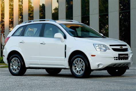 Chevrolet Captiva 2010, Agora Na Cor Branca Blogauto