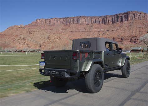 Jeep Wrangler Crew Chief by Jeep Crew Chief 715 So Wird Der Neue Wrangler Up