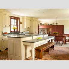 Designing A New Country Kitchen  Oldhouse Online Old