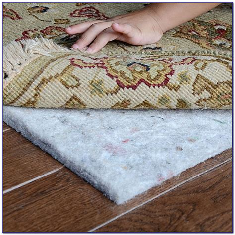 rug pad 8x10 9 x 12 premium rug pad page best home design