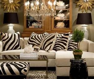 25 ideas to use animal prints in home decor digsdigs With animal print furniture home decor