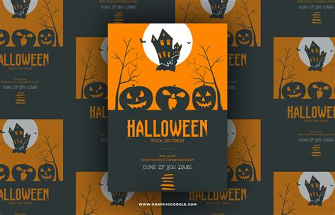 Free Halloween Trick Or Treat Vector Flyer Template Sample Business Plan Pdf Coffee Shop Letter Example In Hindi Letterhead Samples For Yema Candy Of Ice Cream Short With Re Line Welding