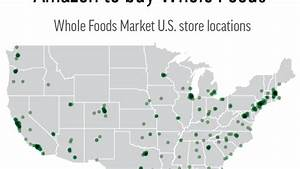 Whole Foods Market Locations Map Whole Foods Market