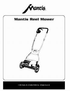 Reel Mower Manuals