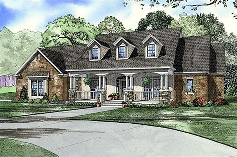 3 bedroom country house plans southern style house plan 4 beds 3 baths 2373 sq ft plan