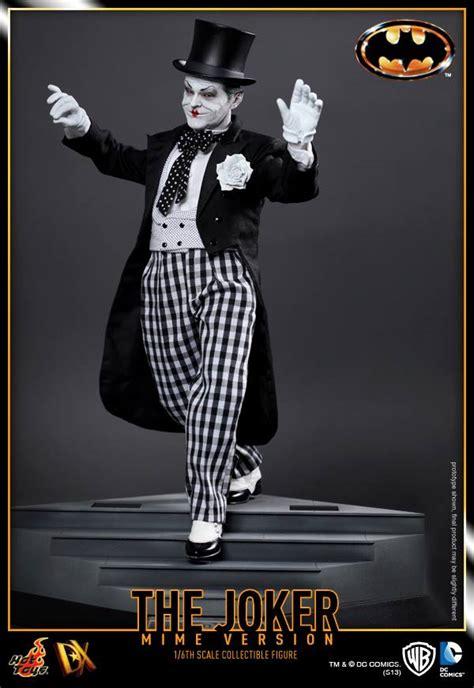hot toys batman   joker mime version  toyark