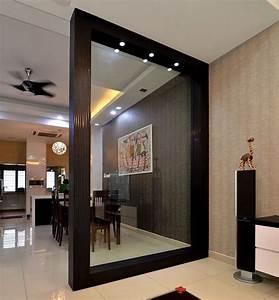 Meuble De Separation Design : 1001 id es s paration cuisine salon coulissez une porte ouverte ~ Teatrodelosmanantiales.com Idées de Décoration