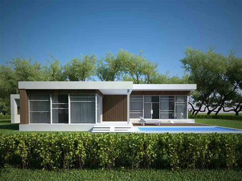 3 bedroom contemporary house plans beautiful modern 3 bedroom house plans modern house plan 17980 | Modern 3 Bedroom House Plans Swimming Pool