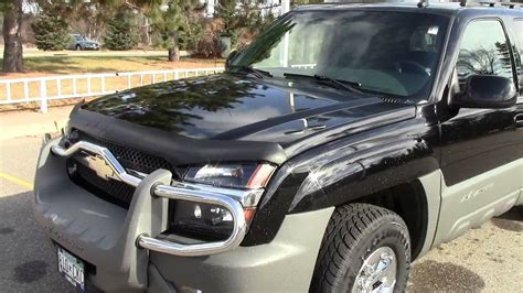 chevrolet avalanche   wd youtube