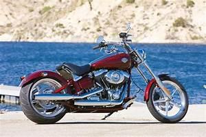 Harley Davidson Fxcwc Softail 2009 Pdf Motorcycle Shop