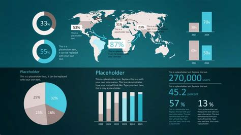 Free Powerpoint Dashboard Template
