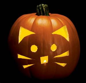 Five, Easy, Pumpkin, Carving, Ideas, For, Halloween