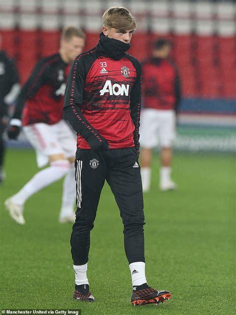 [ENT] Man Utd star Brandon Williams denies rumours 'spread ...