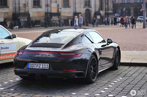 Porsche 991 Carrera 4 Gts Mkii  9 April 2017 Autogespot