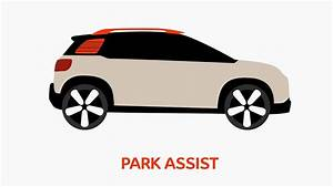2018 Citroen C3 Aircross - Park Assist