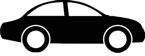 cartoon car black and white car v vectorized free images at clker com vector clip