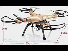 syma xhw fpv ghz review  axis gyro rc quadcopter drone youtube