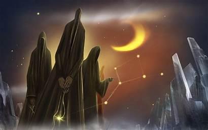 Sorcerer Wallpapers Fantasy Background Spirits Stars Imagebank