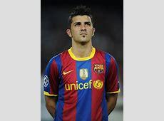 Barcelona's David Villa Fit To Face Former Club Valencia