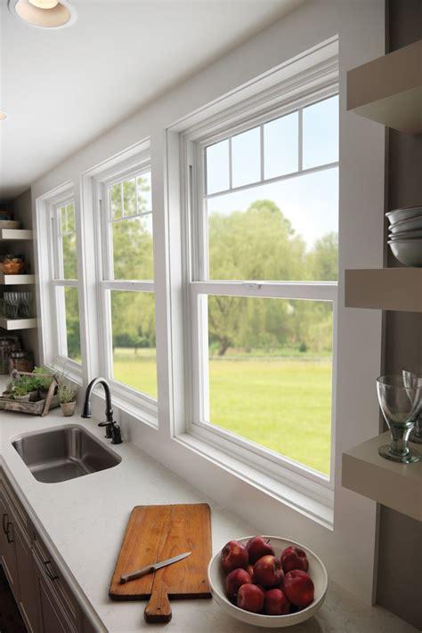 big window  smaller windows give