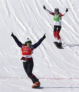 Bad luck continues for American Jacobellis in snowboard ...