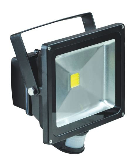 led security flood light 30w led waterproof outdoor security flood light with pir