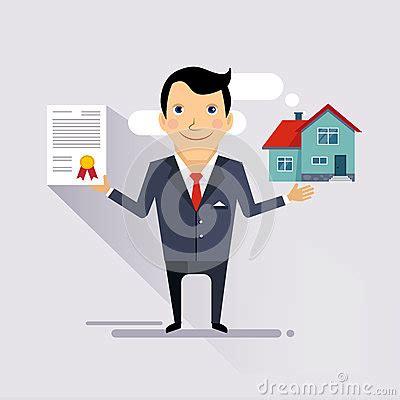 assurance chambre vecteur de contrat d 39 assurance de chambre illustration de