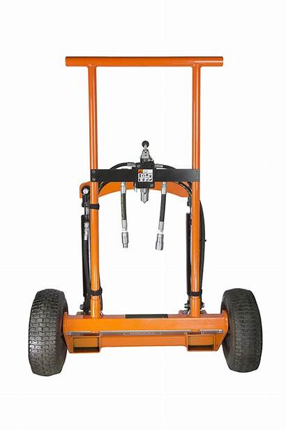 Puller Automatic Hydraulic Stake